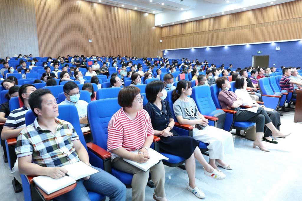 长江职院举办2021年暑期教师能力提升培训班