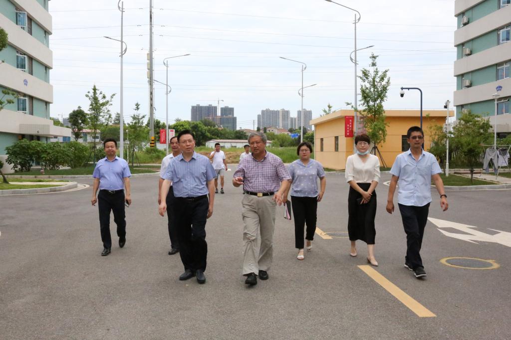 湖北省中华职业教育社领导考察调研长江职业学院