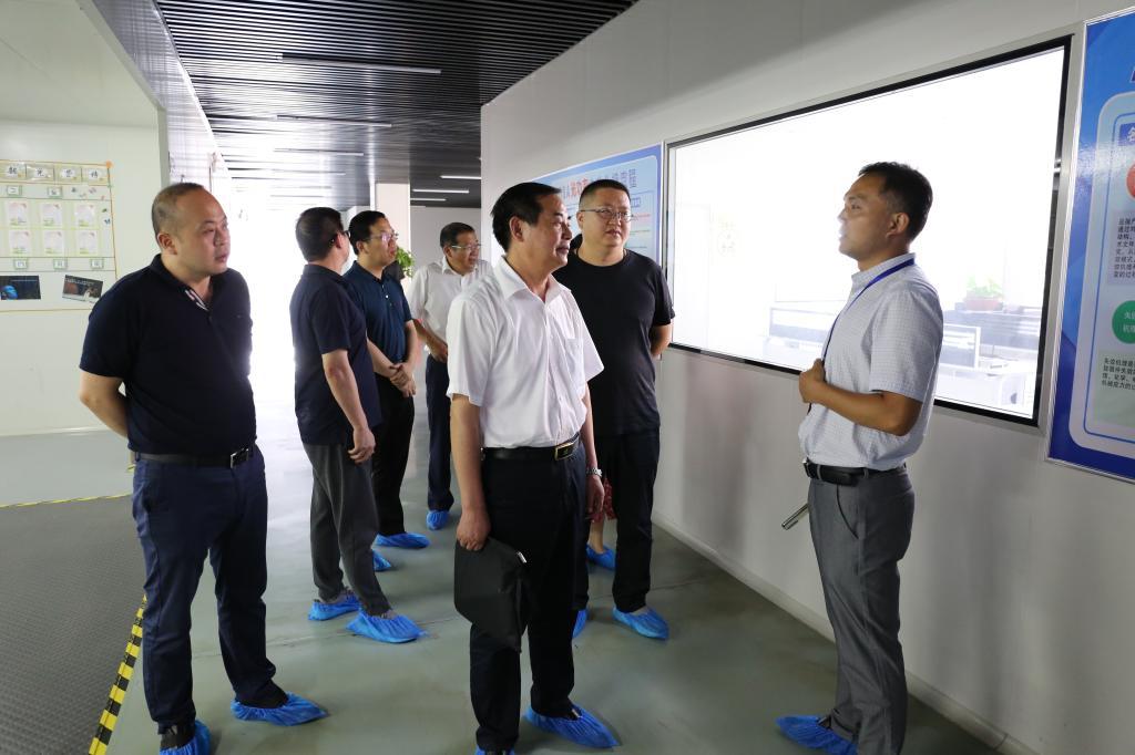 长江职业学院暑期百企大走访工作启动
